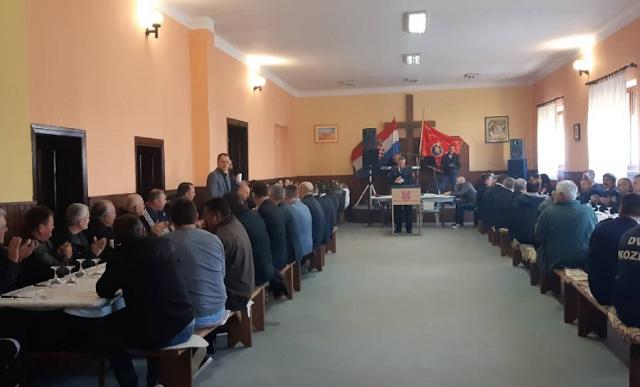 Dobrovoljno vatrogasno društvo Bakić održao je u nedjelju, 16. veljače, svoju redovnu godišnju izvještajnu skupštinu.