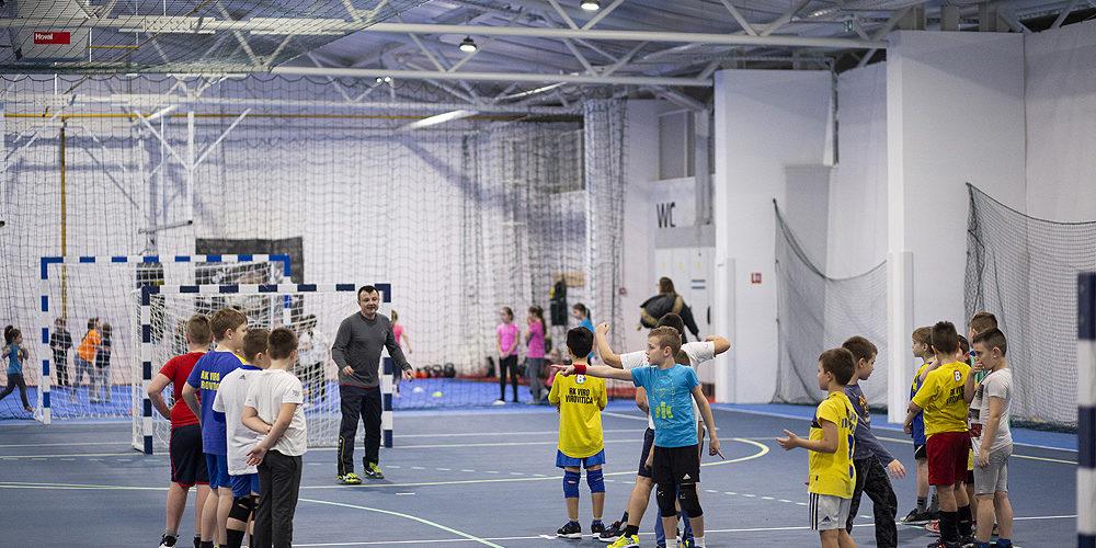 Krajem mjeseca zatvaraju se sportski tereni u hali Viroexpo: Kreće opremanje hale za ovogodišnji sajam