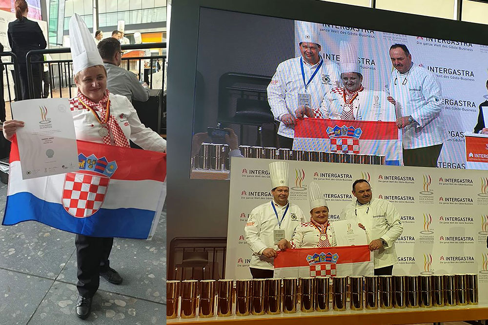 """Sandra Jadek je primjer kako """"iz ničega stvoriti sve"""": Slatinska kraljica kolača osvojila je olimpijsko srebro u Stuttgartu"""